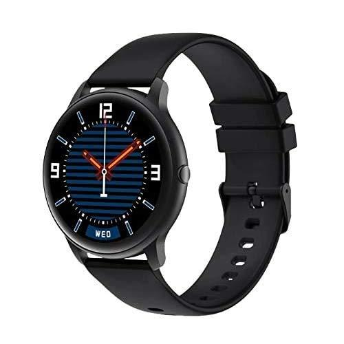 Smart Watch Fashion KW66 Imilab for Men Women Fitness Tracker Blood Pressure Monitor Blood Oxygen Meter Heart Rate Monitor IP68 Waterproof, Smartwatch Compatible with iPhone Samsung Android Phones