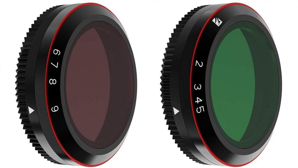Freewell 2-pack Variable ND Filters for DJI Mavic 2 Zoom