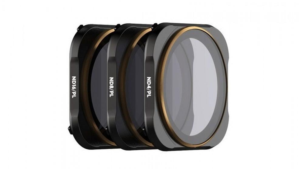Polar Pro Cinema Series Vivid Collection 3-pack ND/PL Filters for Mavic 2 Pro