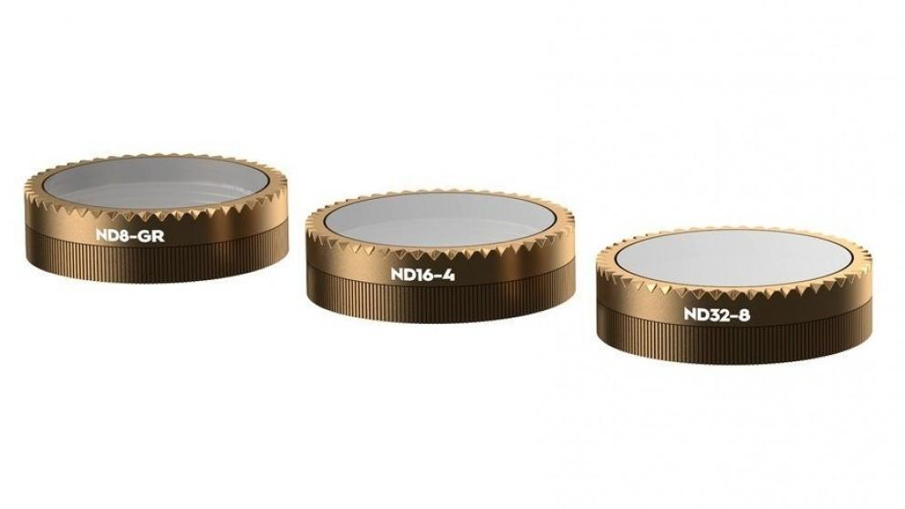 Polar Pro Mavic AIR Cinema Series Gradient Collection Filter 3-Pack
