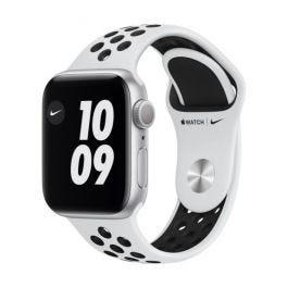 Apple Watch Nike S6 GPS Silver Aluminium Case 40mm