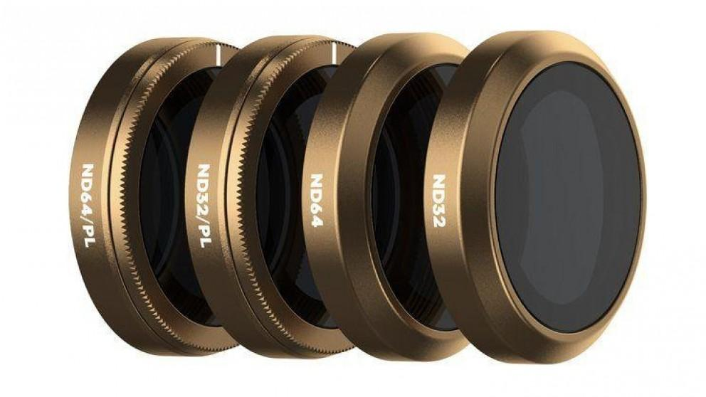Polar Pro Cinema Series Limited Collection 4-pack ND Filters for Mavic 2 Zoom