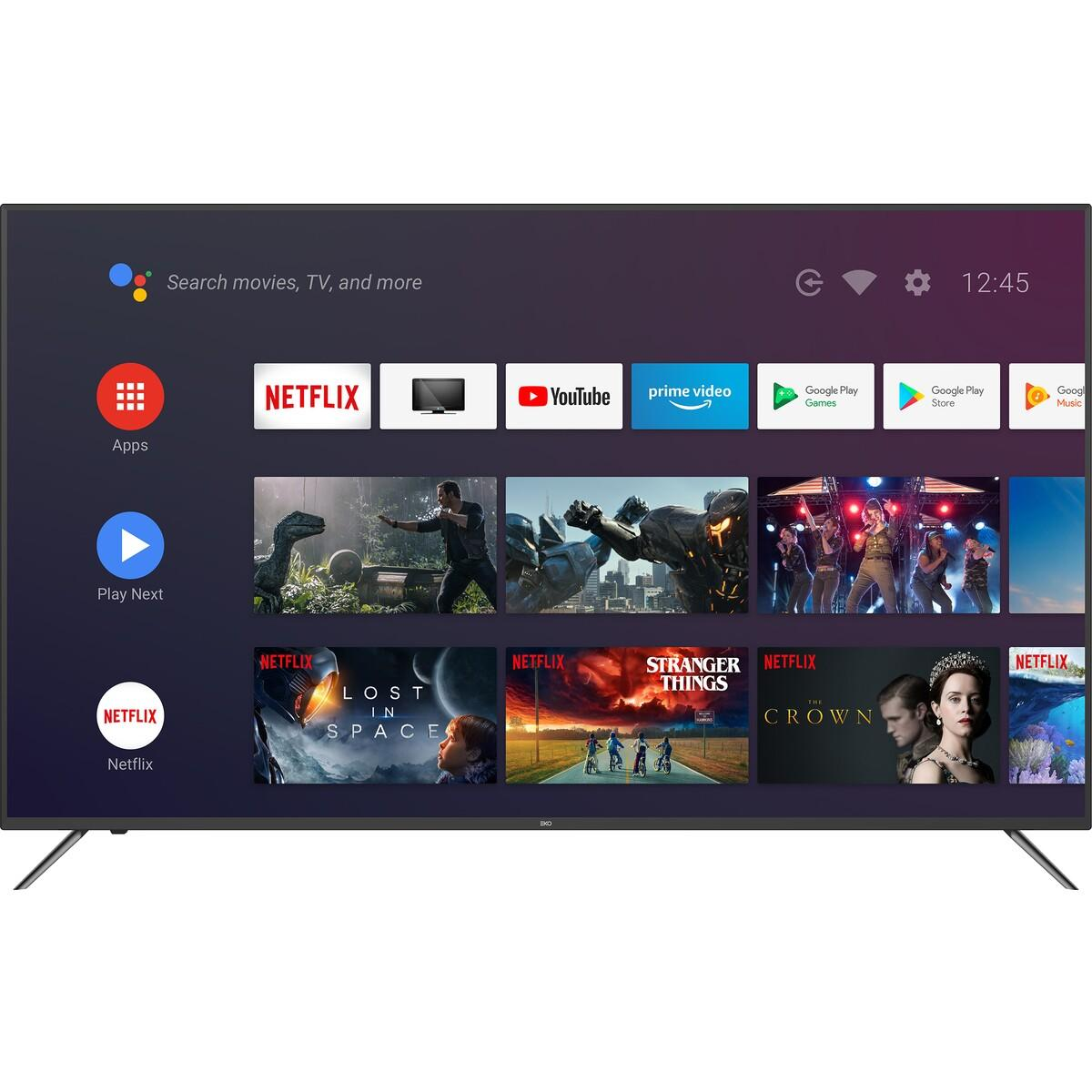 EKO 70″ 4K Ultra HD Android TV with Google Assistant