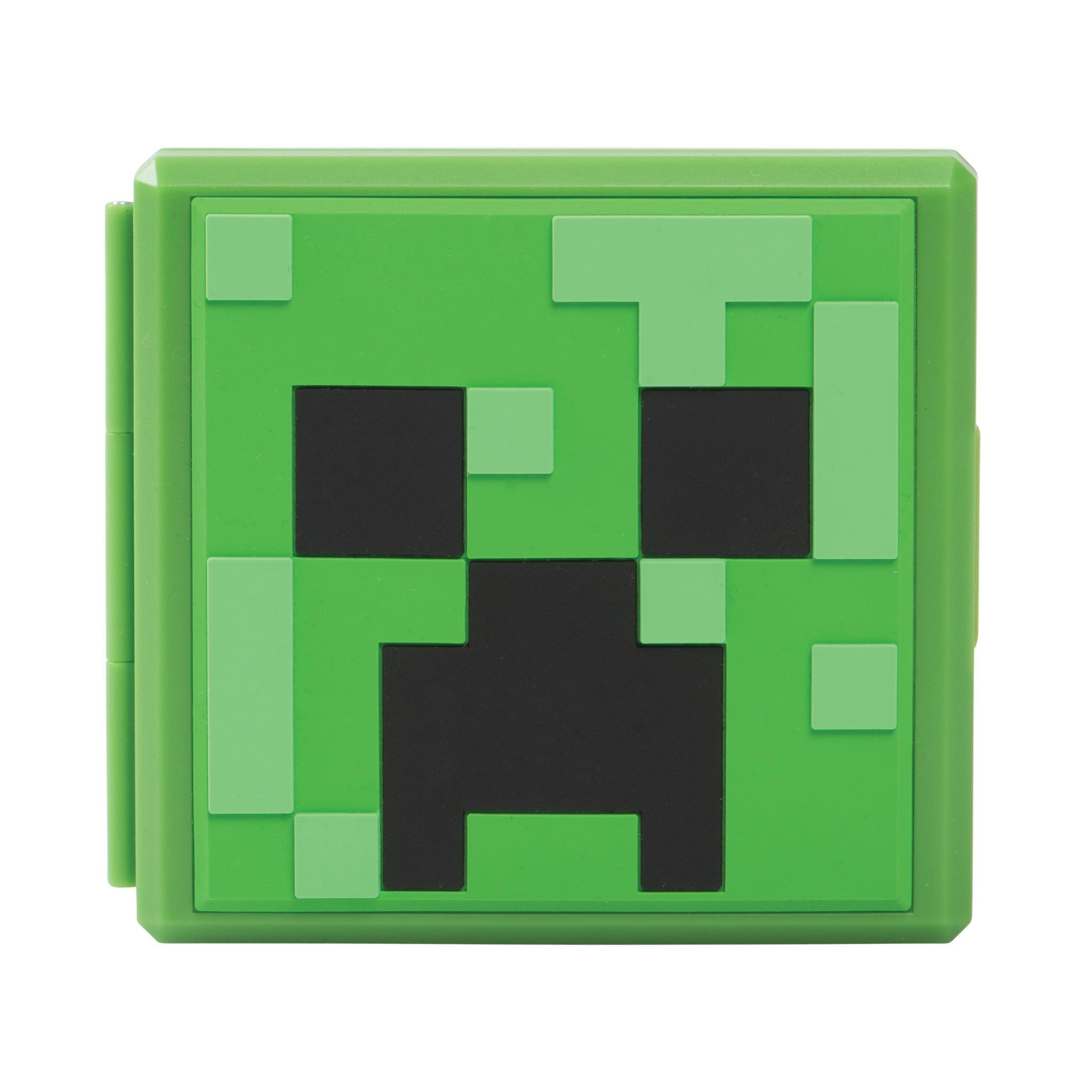 PowerA Minecraft Game Card Case for Nintendo Switch