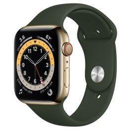 Apple Watch S6 GPS + Cellular Gold Stainless Steel Case 44mm