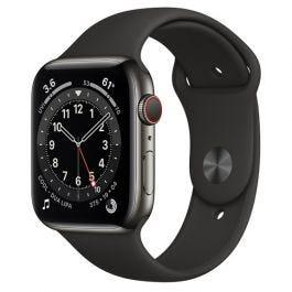 Apple Watch S6 GPS + Cellular Graphite Stainless Steel Case 44mm