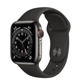 Apple Watch S6 GPS + Cellular Graphite Stainless Steel Case 40mm