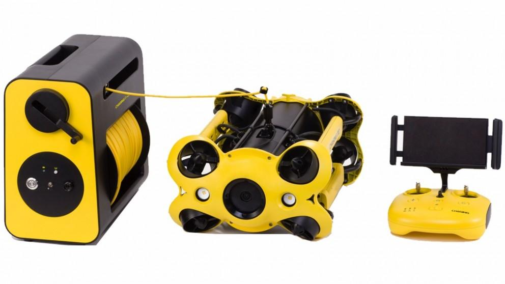 Chasing M2 ROV Professional Underwater Drone with a 4K UHD Camera 200m Cable Version