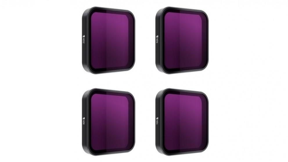 Freewell 4-pack Standard Day Series ND Filters for Insta360 One R (ND4/816/32)