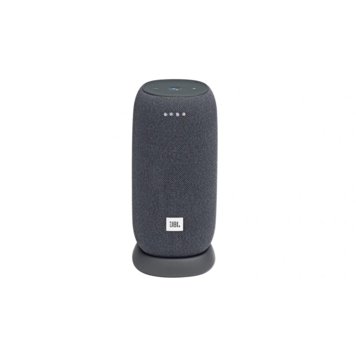 JBL Link Portable WiFi Speaker with Google Assist Grey