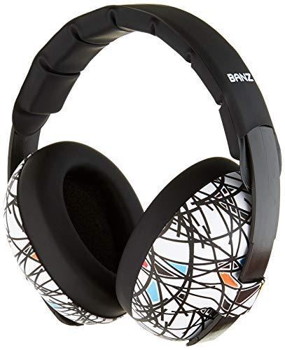Banz Bubzee Baby Earmuffs, Sticks and Stones EM033