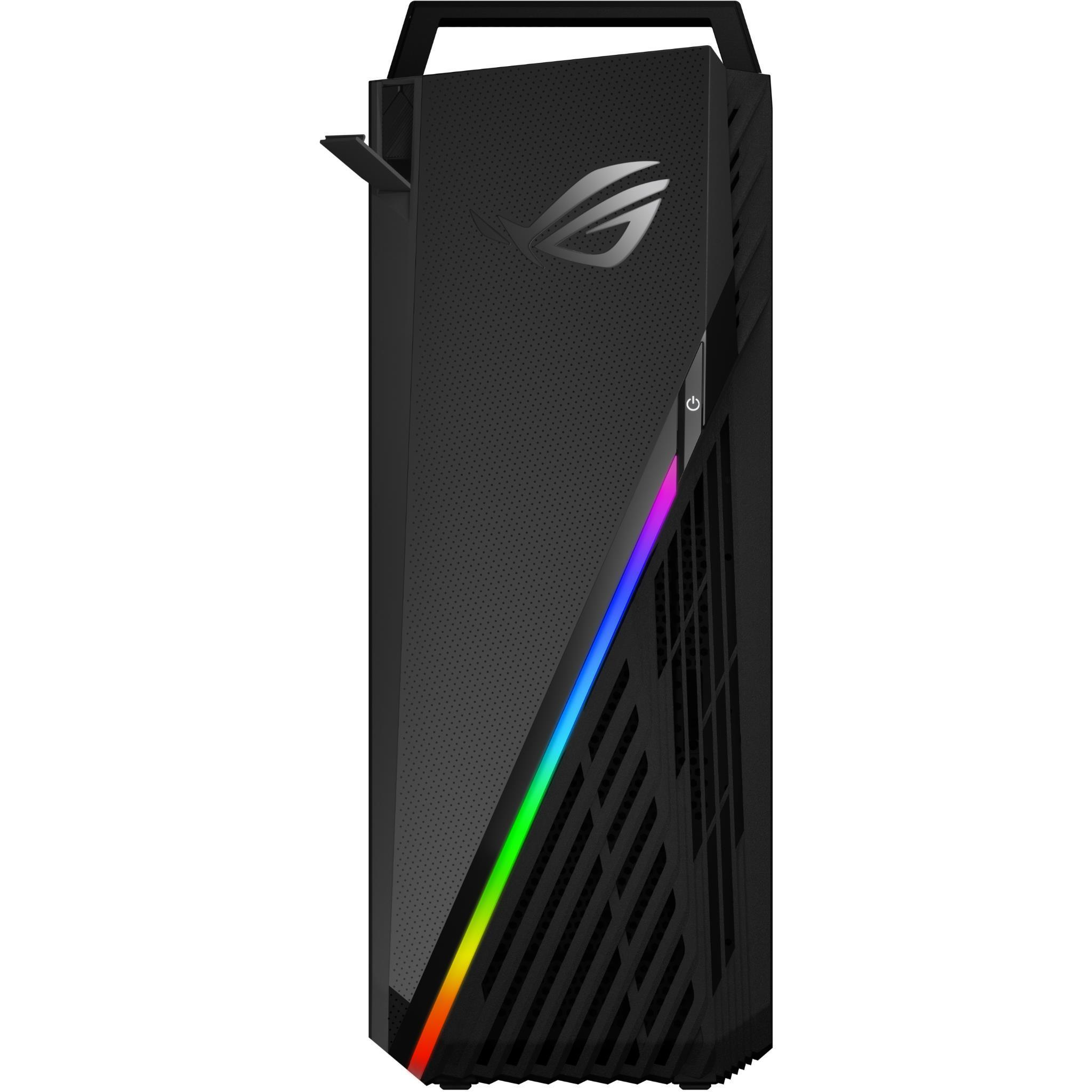 Asus ROG Strix GT15 Gaming Desktop (512GB) [GTX1650]