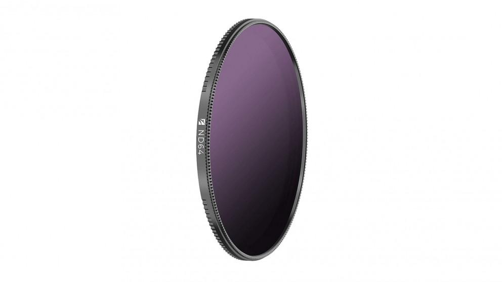 Freewell Magnetic Quick-Swap 77mm ND64 Filter System for DSLR/Mirrorless Camera