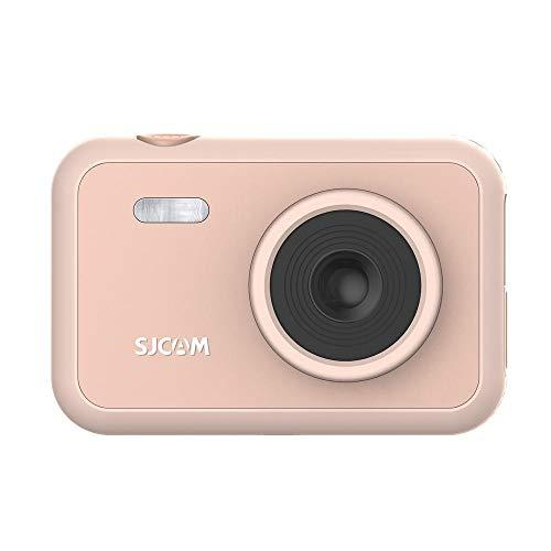 SJCAM FunCam – Digital Action Camera with HD Video 5MP Photos (Pink)