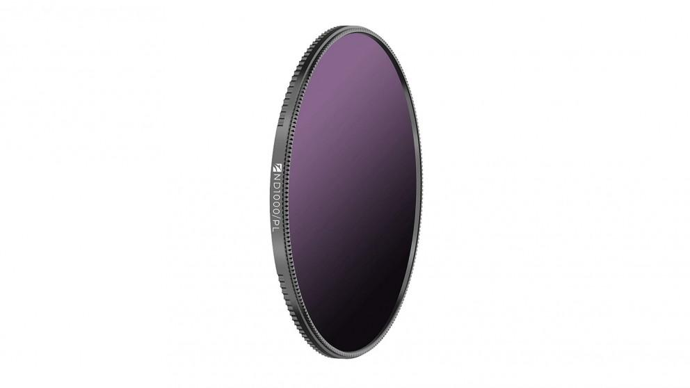 Freewell Magnetic Quick-Swap 77mm ND1000/PL Filter System for DSLR Camera