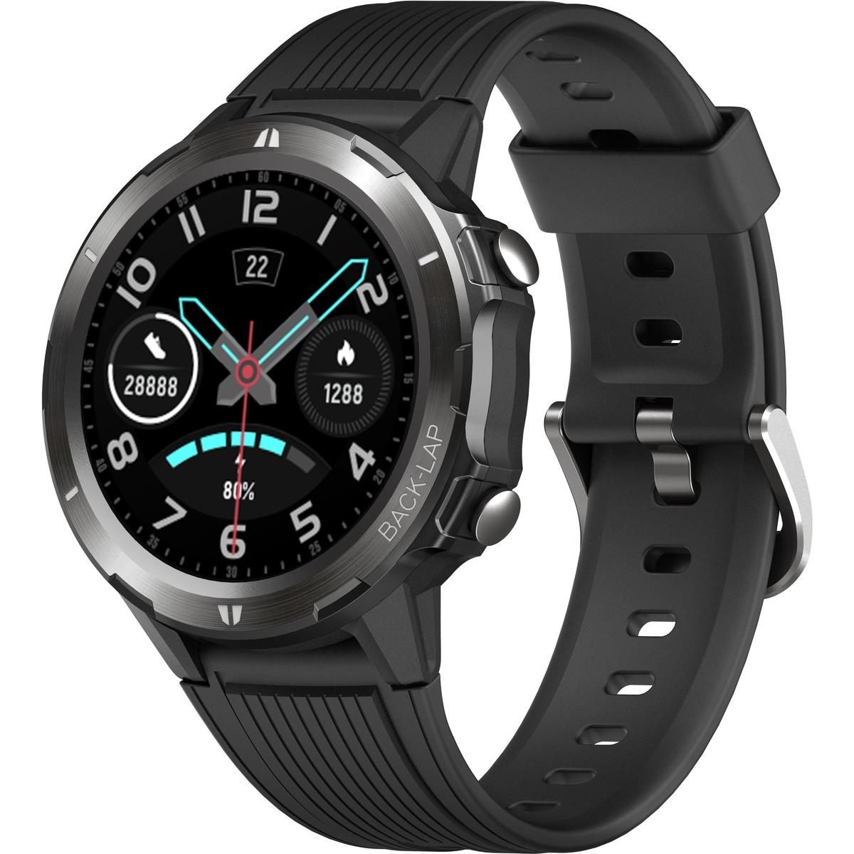 V-Fitness Smart Fitness Watch with 3 Bands