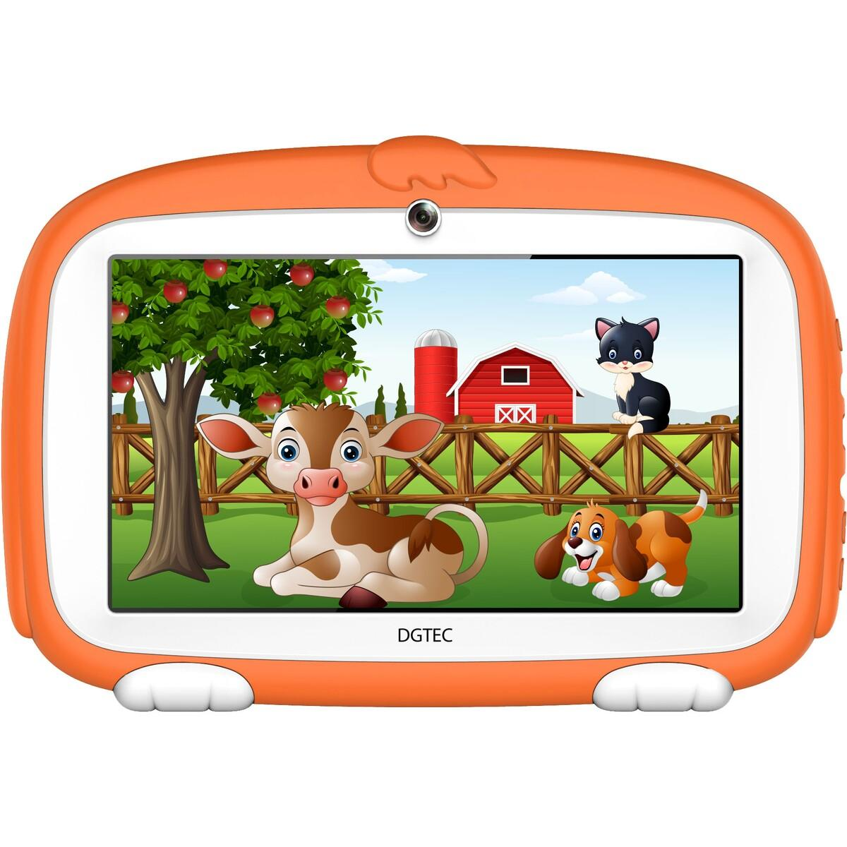 DGTEC 7 inch Tablet Puppy with IPS Colour Display