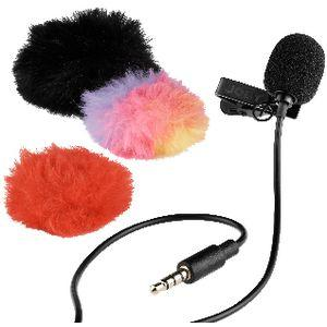JOBY Wavo Lavalier Clip-on Mobile Microphone